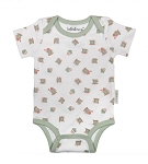 Bebenca Organic Tea Party Bodysuit