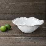 Beatriz Ball Vida Alegria Medium Bowl - White