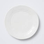 vietri viva fresh white dinner plate
