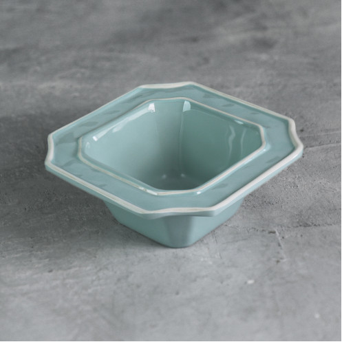 Beatriz Ball Vida Charleston Small Blue Bowl